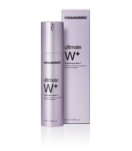 Ultimate W+ whitening cream 50 ml